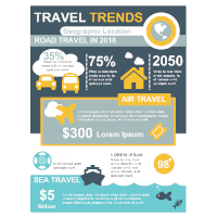 Travel Trends Infographic