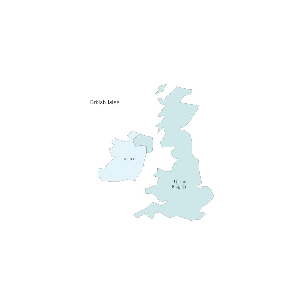 Example Image: British Isles