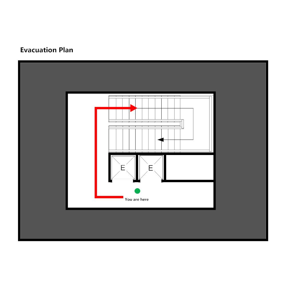 Personal Evacuation Plan Template home emergency evacuation plan ...