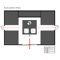 Elevator Evacuation Plan - 2