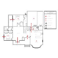 Emergency House Layout
