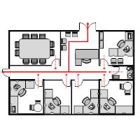 Office Evacuation Plan - 2