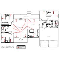 Residential Evacuation Plan - 2