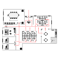 Evacuation plan templates workplace evacution plan sciox Image collections