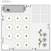 Banquet Hall Layout