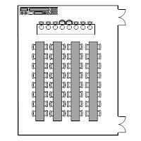 Banquet Room Plan