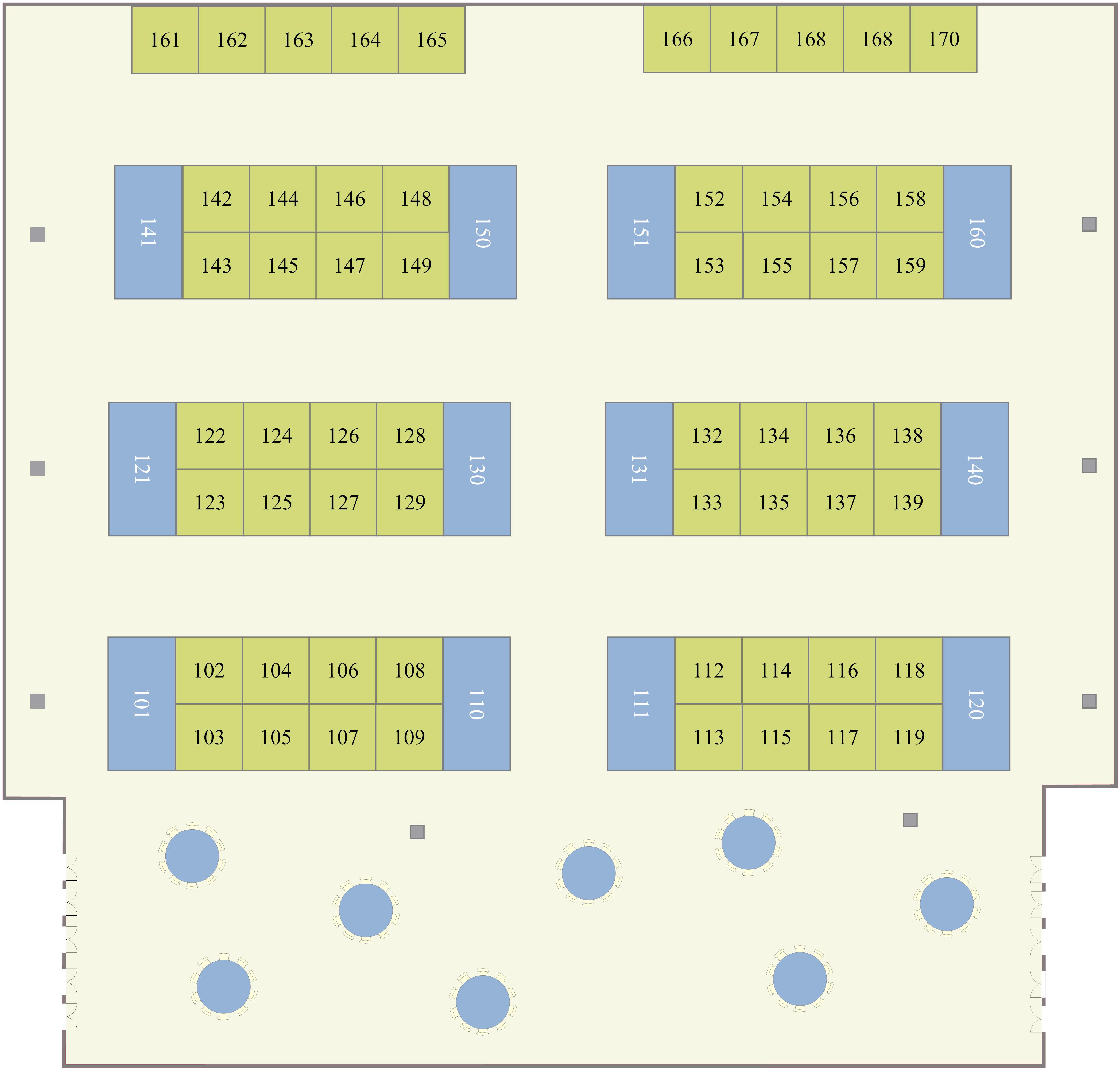 planning an event template