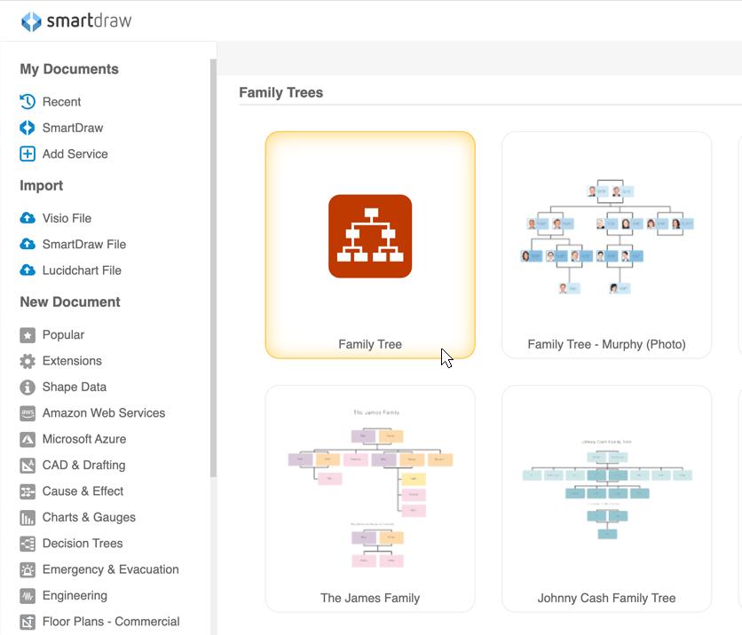 draw family tree online free