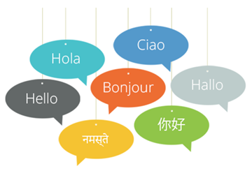 SmartDraw avaialble in multiple languages
