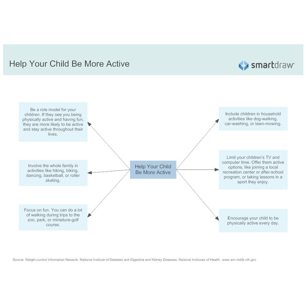 Example Image: Help Your Child Be More Active