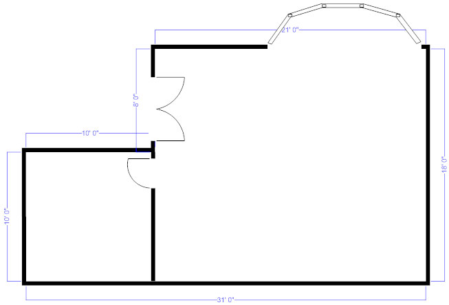 Floor plans learn how to design and plan floor plans floor plan measurements malvernweather Image collections