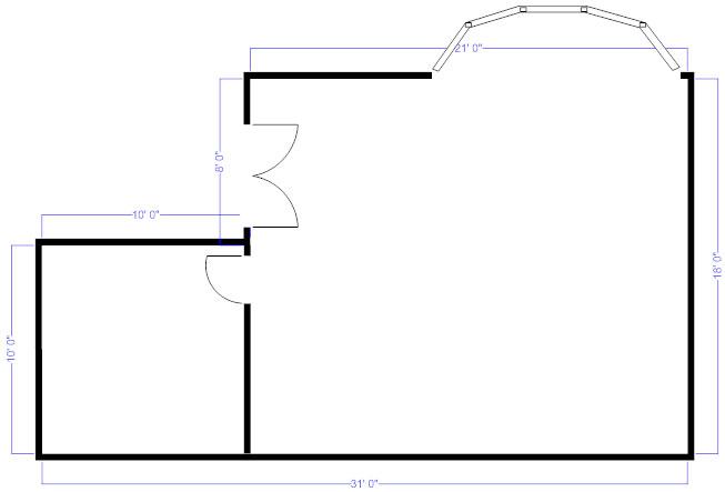Superb Floor Plan Measurements