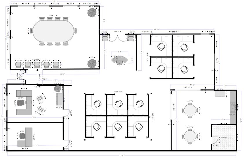 Building plan software
