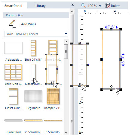 Floor plan dimensions