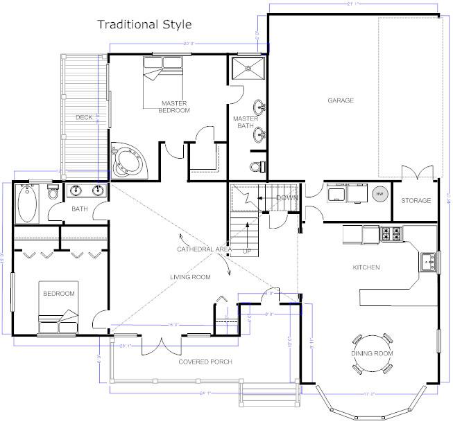 Floor Plan Diagram - Your Wiring Diagram