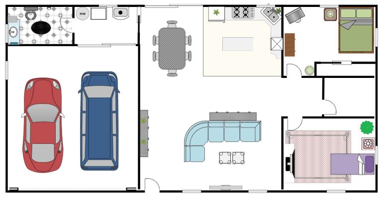 Interior Design Planning