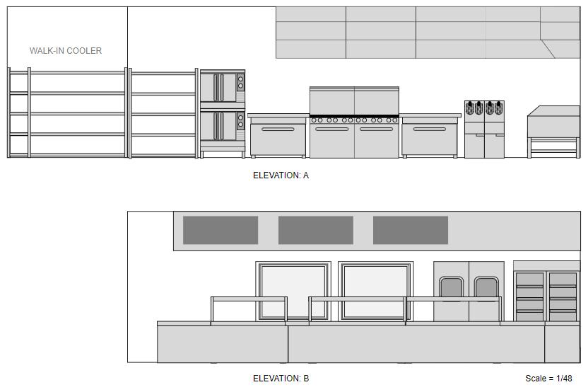Kitchen planner
