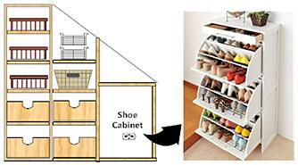 Floor plan links