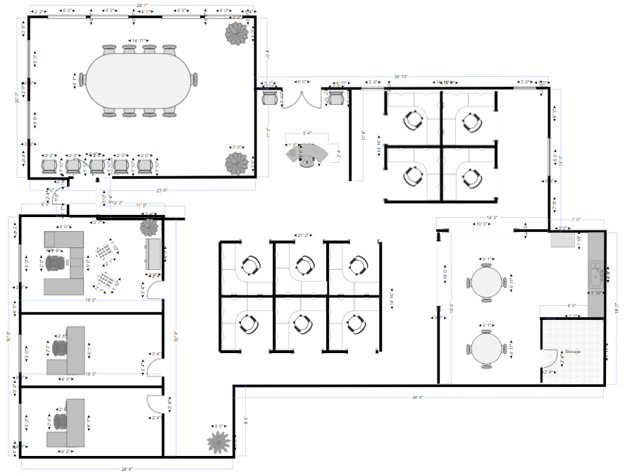free floor plans draw floor plans try smartdraw free and easily draw floor plans and more 3911