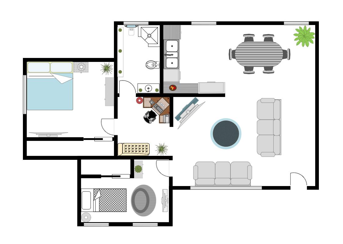 Software para el Diseño de Interiores