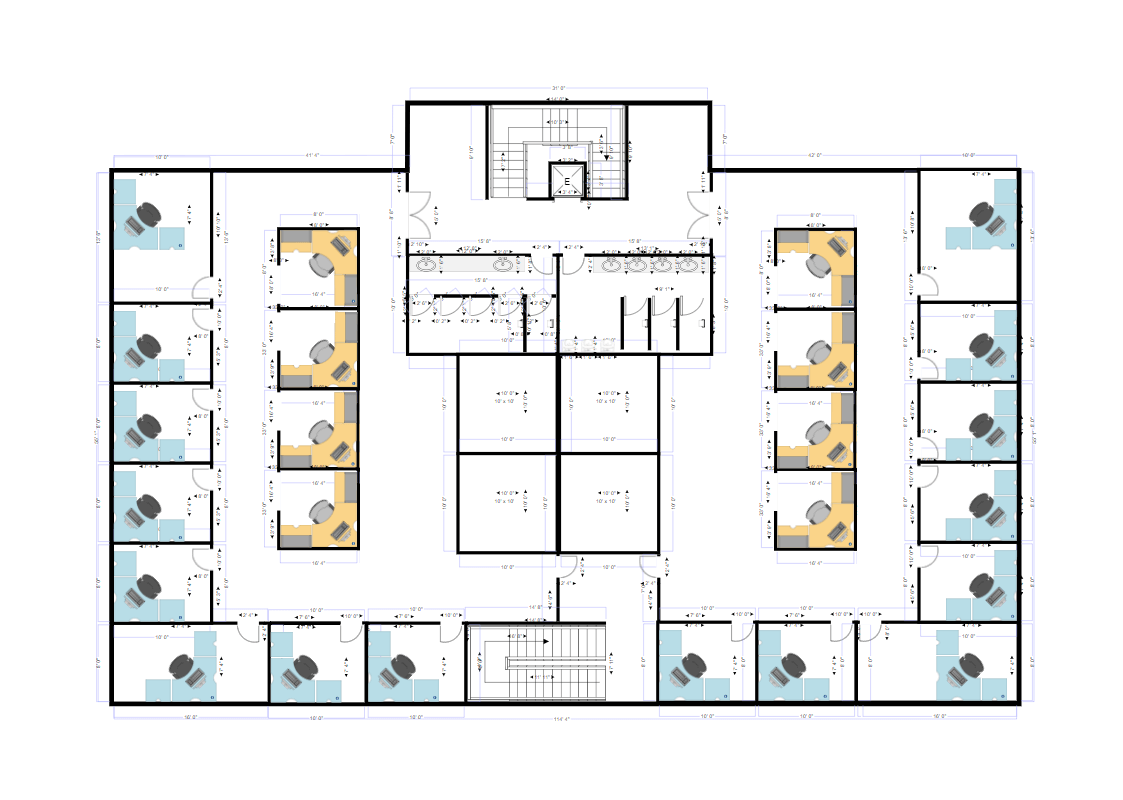 Space planning software