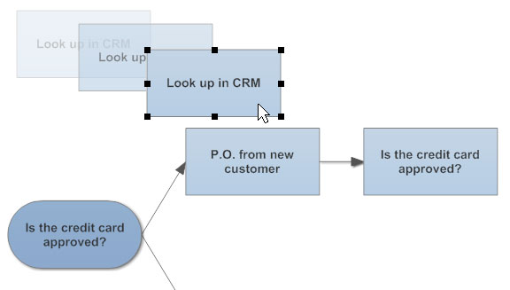 Create flowcharts online quickly and easily