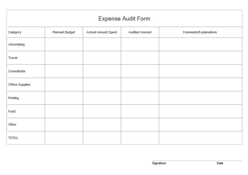 Form software
