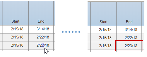 How to create a gantt chart with smartdraw project management adjust task due dates ccuart Images