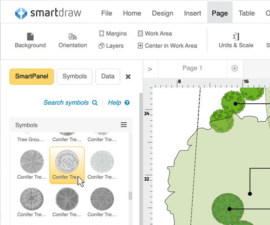 Garden design layout software online garden designer for Layout design software free download