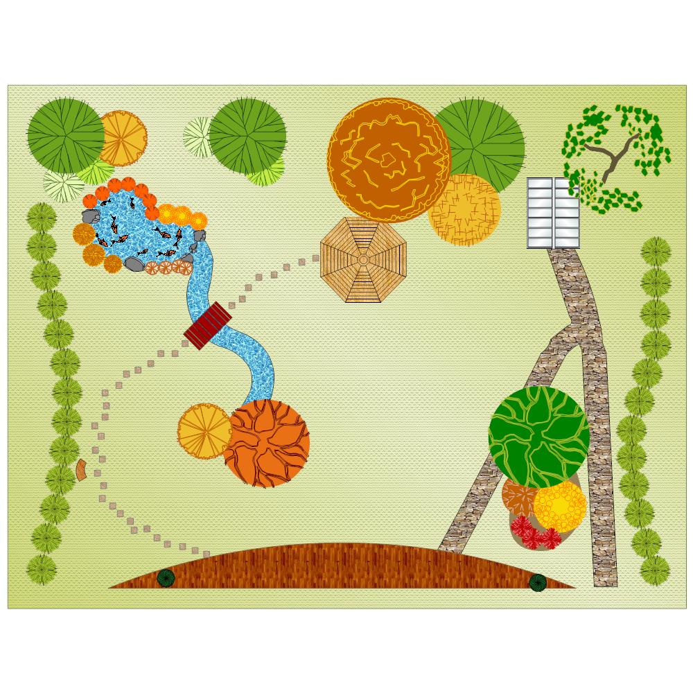 Example Image: Garden Design