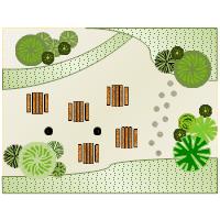 garden layout templates