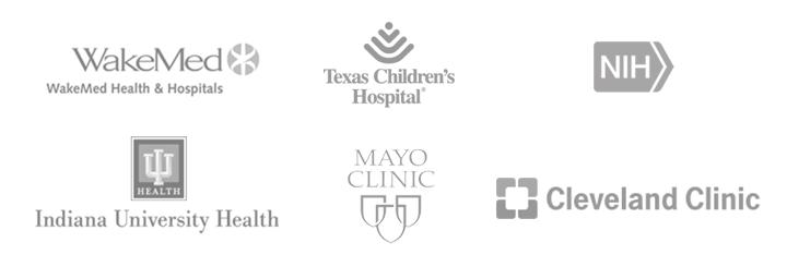 Healthcare clients