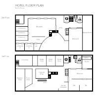 hotel floor plans - Floor Plan Examples For Homes