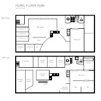 Hotel Floor Plans