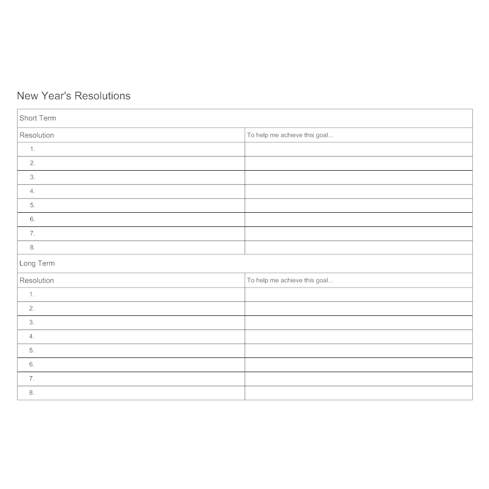 Example Image: Resolutions