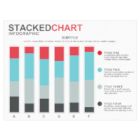 Stacked Chart 01