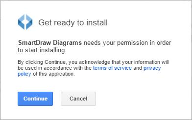 Install SmartDraw Add-On