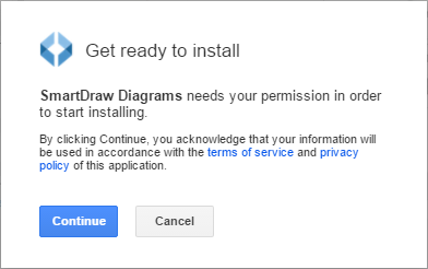 Install SmartDraw Add-On