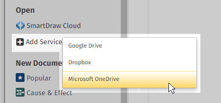 Integrate with OneDrive