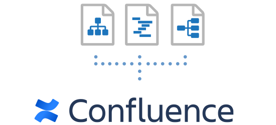 Get the SmartDraw Connector for Confluence Free