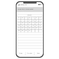 iOS - Calendar