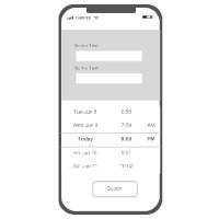iOS - New Entry