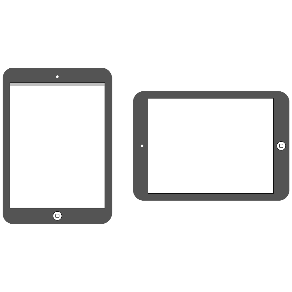 Example Image: iPad