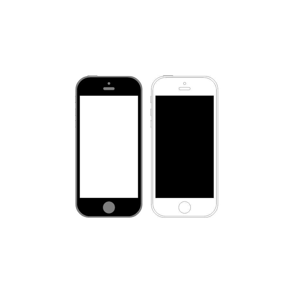 Example Image: iPhone