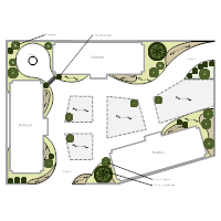 Commercial Landscape Plan
