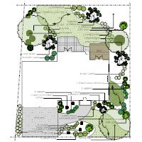 Landscape Design Templates - Landscape design plans