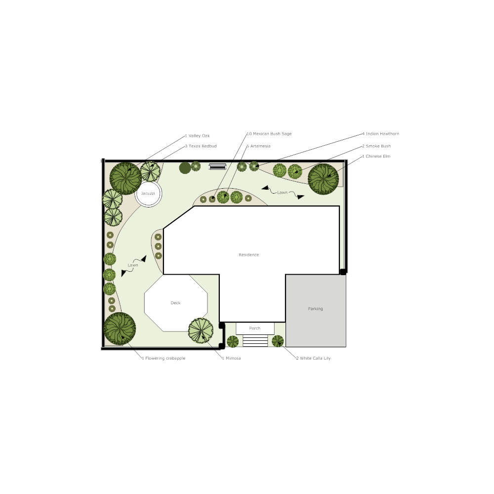 Example Image: Residential Plan
