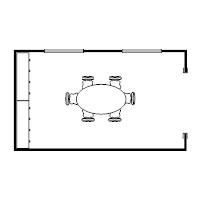 Dining Room Plan