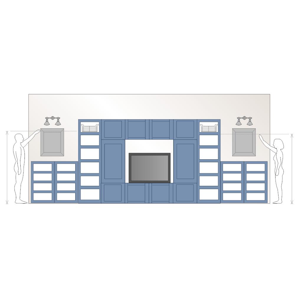 Example Image: Entertainment Unit - 4
