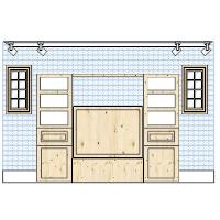 Living Room Elevation - 2